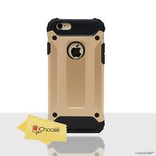 "Estuche/Cubierta Para Apple iPhone 7 (4.7"")/Vidrio Protector De Pantalla/a prueba de choques/oro"