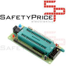 ISP ATMEGA16 ATmega32 AVR Placa De Desarrollo De Sistema Mínimo System Board New