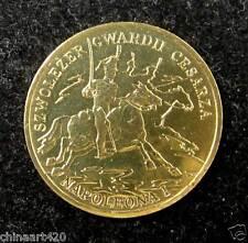 Poland Commemorative Coin 2 Zlote 2010 UNC,Imperial Guard