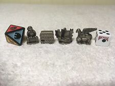 Harry Potter Scene It 2 Game Tokens Category Die Pieces Parts