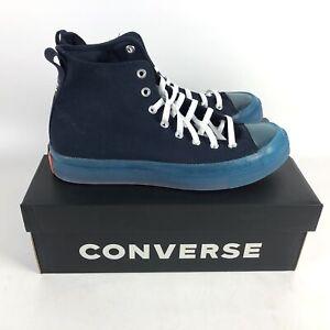 Converse CTAS CX HI Sneakers Mens Size 11 Sail Blue 168566C