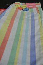 GYMBOREE Multicolor Striped Berumuda Shorts Size 6 **NWT**