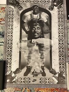 Michael Jordan Spike Lee Little Richard Genie Poster