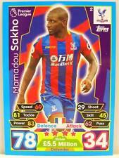 Match Attax 2017/18 Premier League - #095 Mamadou Sakho - Crystal Palace FC