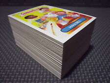 GARBAGE PAIL KIDS BNS3 COMPLETE 132-CARD SET +WRAPPER 2013 BRAND-NEW SERIES 3