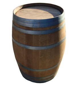 Holzfaß Eichenfaß Dekofass Stehtisch Gartenfaß gebrauchtes Weinfaß Tischfaß Faß