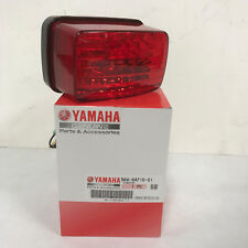 Taillight Assembly W/Bulb For 02-06 Yamaha Banshee Yfz350 Tail Light Yfz 350 Oem