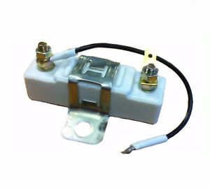 Ceramic Ballast resistor for use with a Ballast 1.5 Ohm Ignition coil