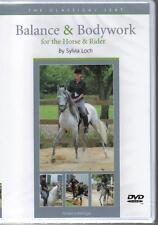 NEW Equestrian DVD BALANCE and BODYWORK SYLVIA LOCH