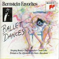 Bernstein Favorites : Ballet Dances - Audio CD By Aaron Copland - VERY GOOD