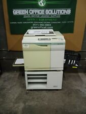 Riso GR3750 High Speed Duplicator TESTED & Passing Good Print