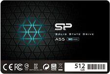 "SSD Silicon Power Ace A55 drives allo stato solido 2.5"" 512 GB Serial ATAIII 3D"