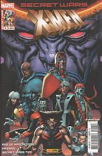 SECRET WARS X-MEN N° 5 Marvel France Panini comics