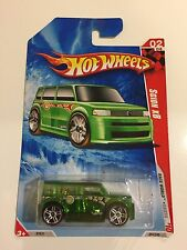HOT WHEELS 2010 RACE WORLD EARTH SCION XB T(06)