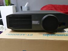 PANASONIC PT-AE8000U FULL HD 3D HOME THEATER PROJECTOR 2400Lumens! Excellent!