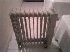 calentador//radiator electric oil filled fagor 2000 watts portable