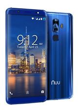 "G3 NUU Mobile 5.7"" 64GB Unlocked Android Phone- 4GB RAM Dual-SIM GSM 4G LTE"
