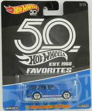 Mattel Hot Wheels Cars Est.1968 Favorites 1/10 Auto `56 Chevy