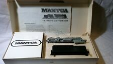 HO Scale Mantua 4-6-2 Pacific Undecorated