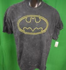 Batman Mens Logo Shirt New 2XL