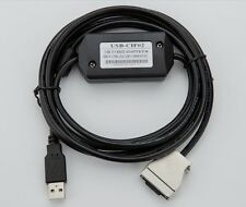 USB-CIF02 PLC Cable For Omron CPM1/CPM1A/2A/CQM1/C200HS/HX/HG/HE&SRM1