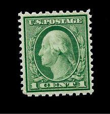 US 1919  SC# 542  1 c  Washington Mint NH - Vivid Color - Centered