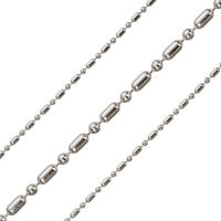 "Sterling Silver 925 Prince of Wales Rope Chain Finished Necklace 18/"" C61//12"