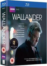 WALLANDER Blu-ray Collection Series 1 & 2 2010 BBC UK Video NEW