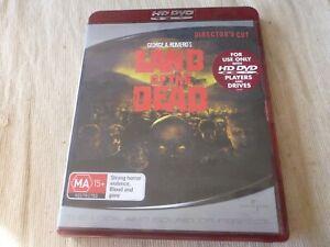 Land of the Dead HD DVD Region Free Simon Baker John Leguizamo
