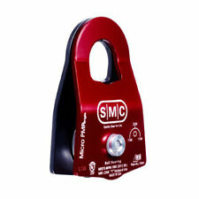 """Micro Single Aluminum Prusik Minding Pulley """"PMP"""" ( all colors) by SMC"""