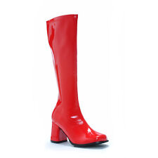 Ellie Shoes Womens Gogo (red) Adult BOOTS Polyester 9 US