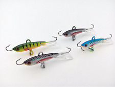 Lot of 4 Jigging Rap Ice Fishing Lures for SALES