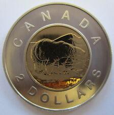 1998 CANADA $2 DOLLAR SPECIMEN TOONIE COIN