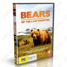 Bears Of The Last Frontier - Black Grizzly Polar Bear Wildlife Documentary DVD