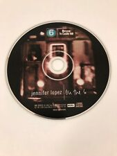 Jennifer Lopez - On The 6 - Music CD Disc Only - Replacement Disc