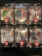 Marvel Legends NEW * House Of  * X-Men BAF Tri-Sentinel Figure Lot Of 6 NIB?