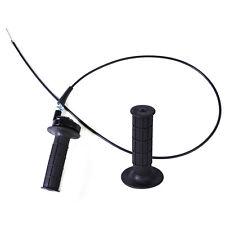 2pcs Throttle Grip Casing Cable Handle Bar Grips for Honda CR85RB CR250R