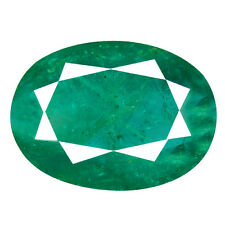 2.65ct Emerald 100% Natural Zambia Nice Color Gemstone $NR