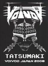 NEW Voivod - Tatsumaki Voivod Japan 2008 (DVD)