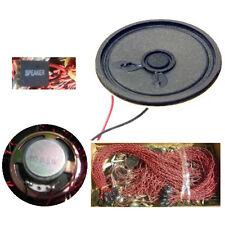 """Lot50 Internal PC Motherboard/Case Beep 2.25"""" Speaker.5watt+25""""wire 4pin end$SHd"""