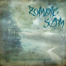 Zombie Sam - Self Conscious Insanity CD 2013 digi industrial Coroner Records