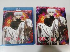 TOKYO GHOUL TEMPORADA 2 - 2 X BLU-RAY + EXTRAS 12 EPISODIOS MANGA SIN CENSURA