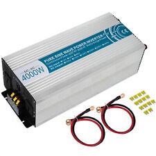 Onda Sinusoidale Pura Inverter Potenza Convertitore 4000W 8000W DC 24V AC 220V