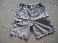 Short TBS gris taille M