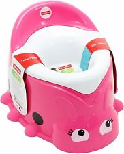 Fisher Price Ladybug Potty Easy Clean Baby Accessories Potty Training Pink Kids