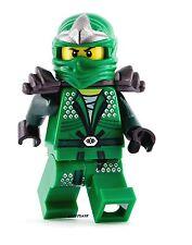 LEGO Ninjago LLOYD ZX Green Ninja miniFigure new