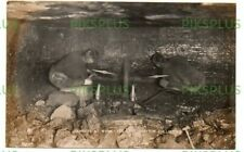 More details for social history postcard miners  brayton collieries aspatria cumbria  real photo