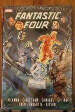 Marvel Fantastic Four by Hickman Omnibus Volume 1 Hardcover HC RARE OOP SEALED