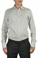 Etro Men's Multicolor Long Sleeve Button Down Dress Shirt Size US 17 IT 43