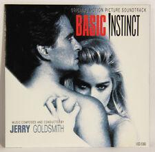 L008573 SOUNDTRACK - Basic Instinct - Jerry Goldsmith - USA - 1992 - Varese